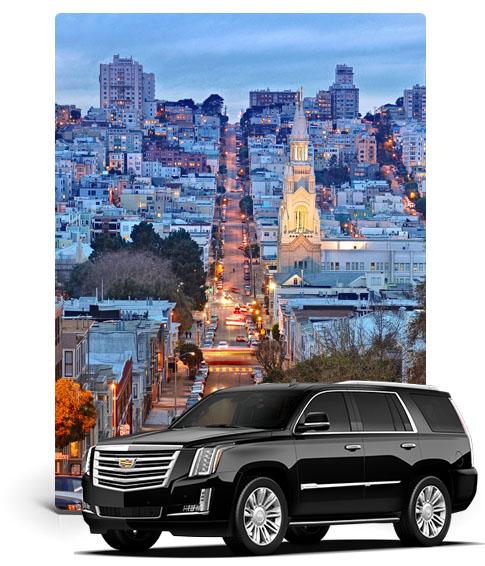 San Francisco CA Limousine